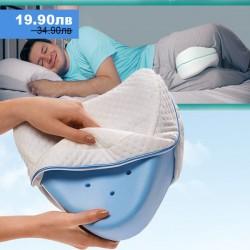 Ортопедична мемори възглавница за крака